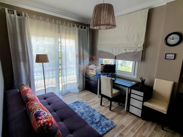 Апартаменты на первой береговой в Мухмутларе, Квартира в Алания Турция