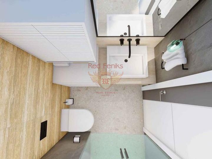 Новостройка в Центре Алании, купить квартиру в Алания