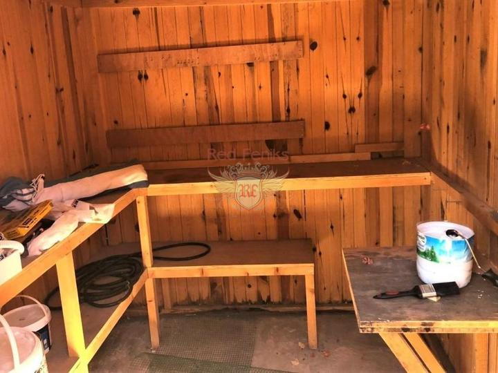 Квартира с садом в Конаклы, Алании, купить квартиру в Алания