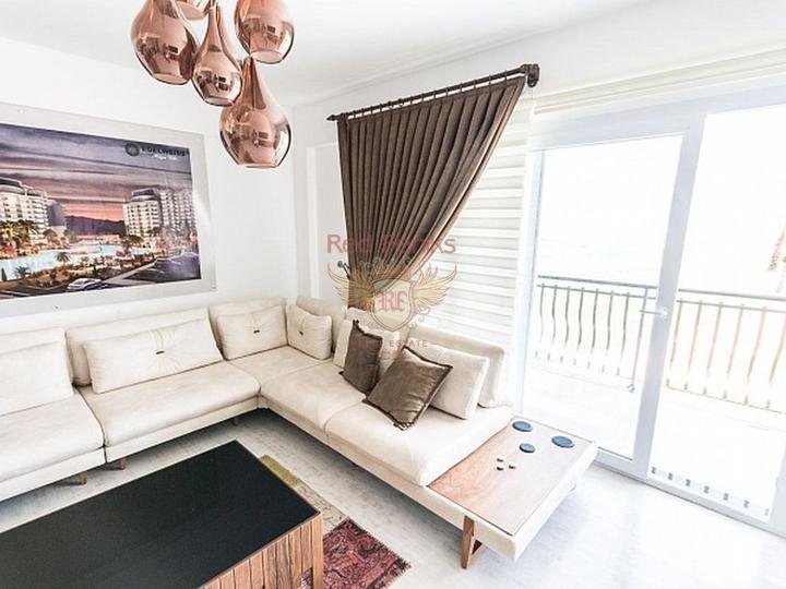 Königliches Penthouse in einer Luxusresidenz, Verkauf Wohnung in Alanya, Haus in Turkey kaufen
