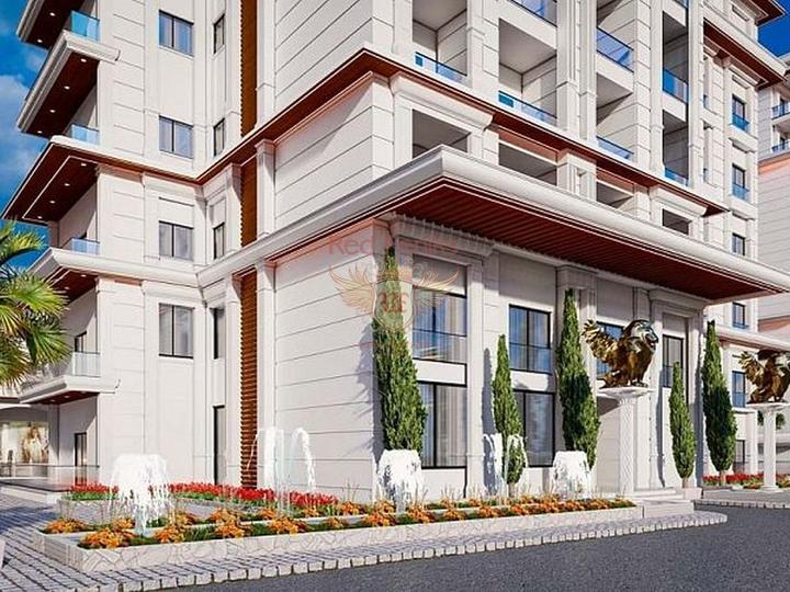 Элитная недвижимость в Алании, Дом в Алания Турция