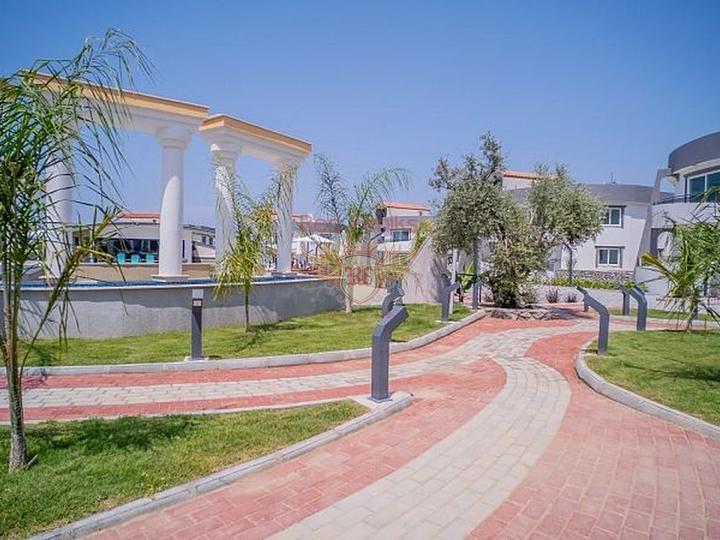 Продается эксклюзивная вилла с видом на море в престижной части города Бекташ.