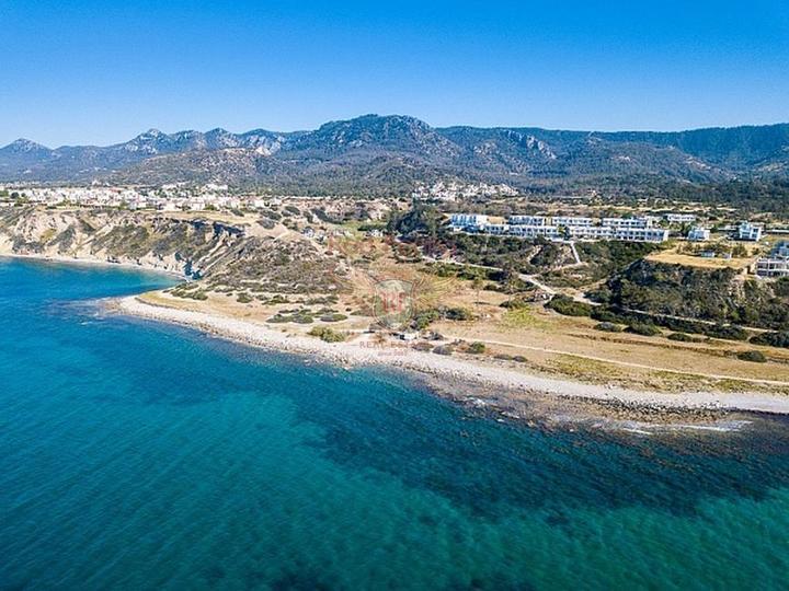 Эксклюзивная вилла с видом на море всего в 400 м. от пляжа, Вилла в Алания Турция