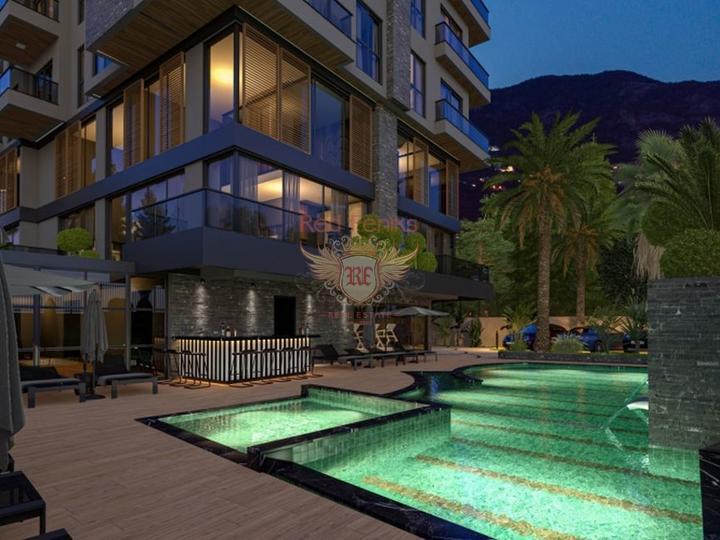 Роскошная недвижимость – вилла 4+1 в Оваджике Фетхие, Дом в Фетхие Турция
