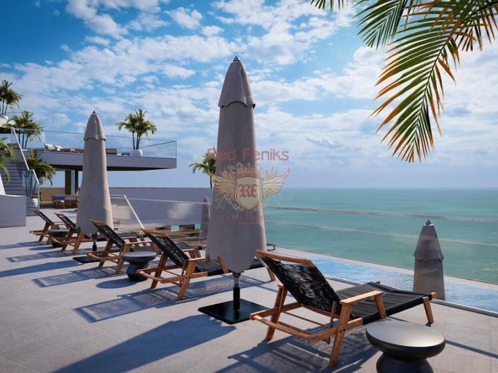 Трехкомнатная квартира в Анталии у моря Уютная квартира типа 2+1 с большим балконом, расположена в районе Коньяалты/Лиман всего в 350 м от моря.