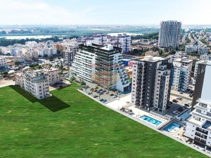 Меблированная квартира дуплекс 3+1. Хисарону, Олюдениз, Квартира в Фетхие Турция