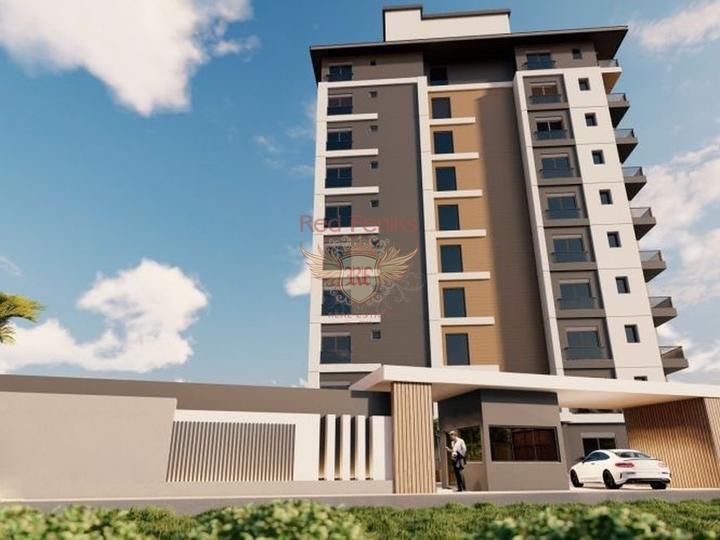 Новые виллы с частными бассейнами на первой линии в Бодруме, Дом в Бодрум Турция