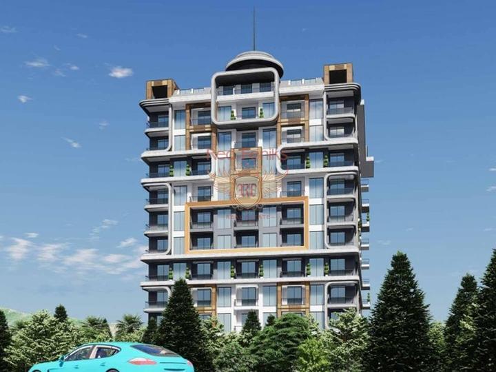 Вилла 4+1 330 кв.м с собстенным бассейном на участке 540 кв.м, Вилла в Анталия Турция