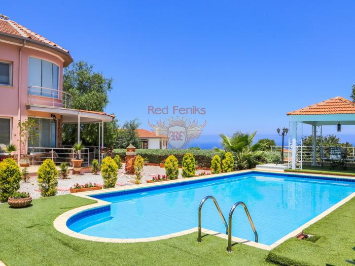 Spacious villas in Antalya for sale, Turkey real estate, property in Turkey, Анталия house sale