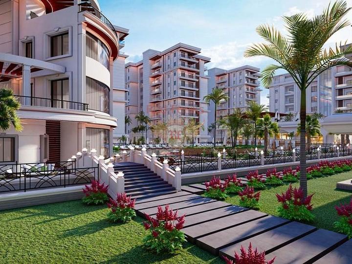 3+1 Квартиры. Удобное Расположение. Алтынкум, Дидим, Квартира в Алтынкум Турция