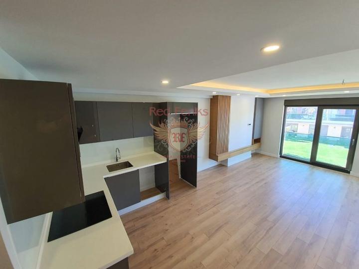 3+1 Современные Апартаменты. Центр Алтынкум, Дидим, Квартира в Алтынкум Турция