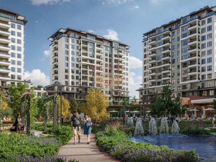 Villas in Fethiye, near the sea for sale, Turkey real estate, property in Turkey, Фетхие house sale