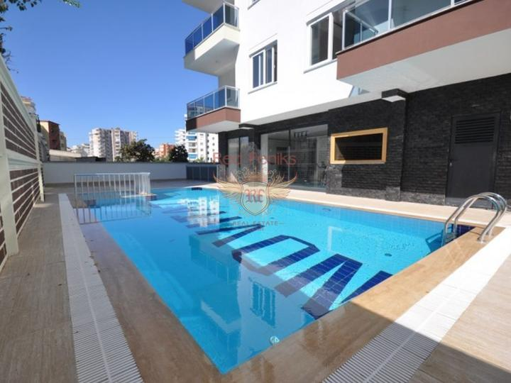 For Sale Apartments 1 + 1 off plan in Fethiye with views of the beach and mountains, Turkey real estate, property in Turkey, flats in Фетхие, apartments in Фетхие