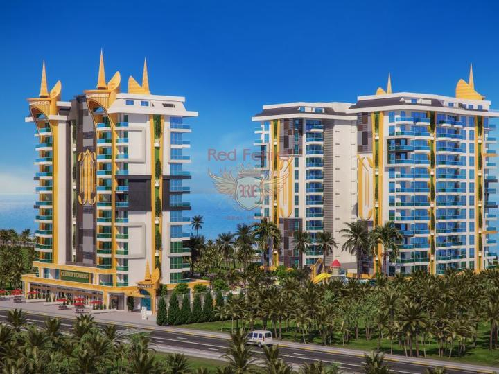 For Sale Villa 4 + 1 in Oludeniz - Fethiye, Фетхие house buy, buy house in Turkey, sea view house for sale in Turkey