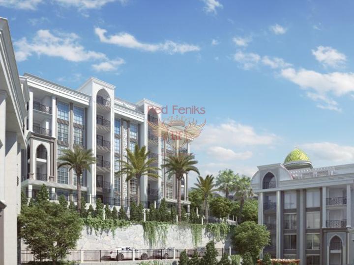 Новый комплекс квартир в Анталии, Квартира в Анталия Турция