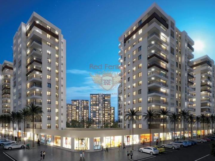 Новые виллы с частными бассейнами на первой линии в Бодруме, Вилла в Бодрум Турция