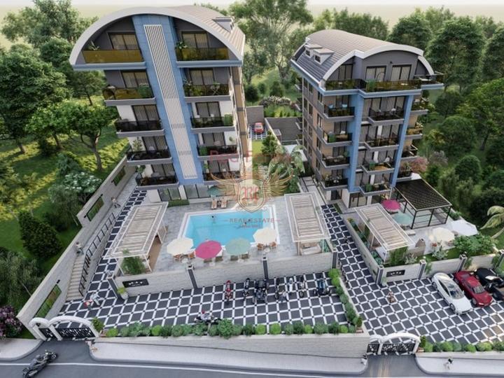Роскошная недвижимость – вилла 4+1 в Оваджике Фетхие, купить дом в Фетхие