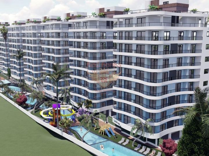 Элитная недвижимость в Анталии, виллы в Анталии 6+1, Вилла в Анталия Турция