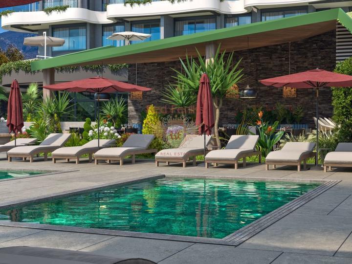 Вилла с 4 спальнями на продажу в Олюденизе – Турция, Дом в Фетхие Турция