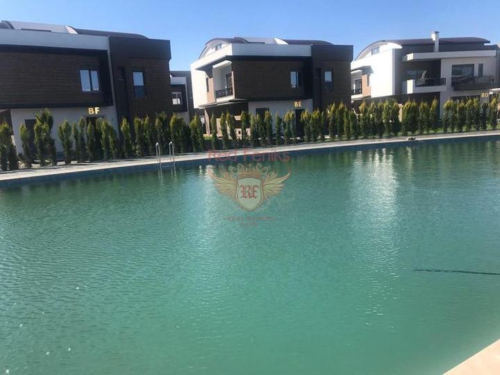 Квартира 3 + 1 недалеко от пляжа Чалыш-Фетхие, купить квартиру в Фетхие
