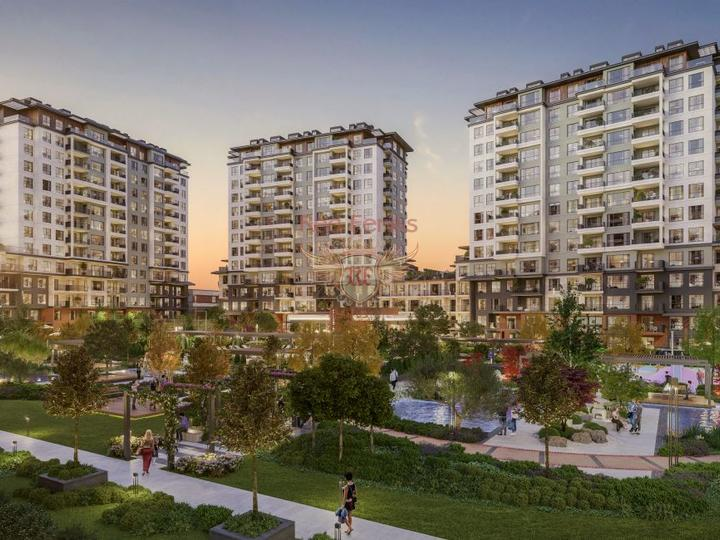 Studio-Apartment in Calis Fethiye For Sale, sea view apartment for sale in Turkey, buy apartment in Фетхие, house in Фетхие buy