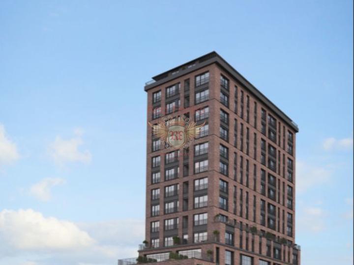 Купить апартаменты в Турции в экологически чистом месте всего в 15 минутах езды от пляжа предлагаем в части города Каргыджак.