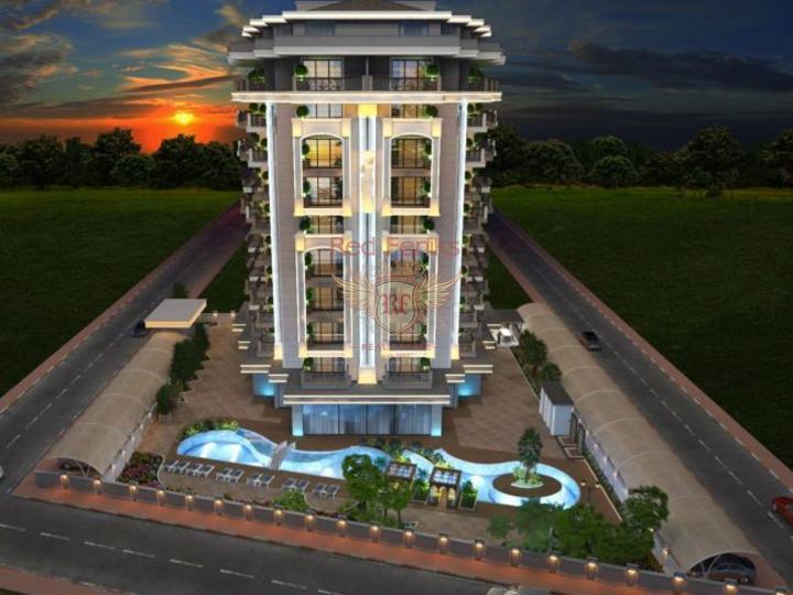 Отличная инвестиция- отель в Фетхие, Коммерческая недвижимость в Фетхие Турция