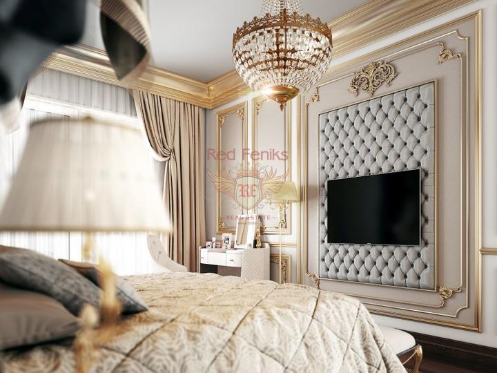 Роскошные виллы с частным бассейном в Олюдениз-Турция, Вилла в Фетхие Турция