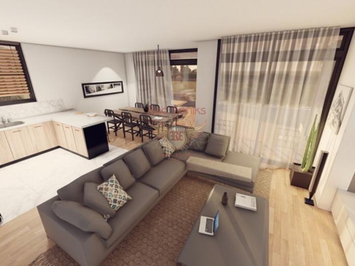 Жилой комплекс квартир в Кунду. Анталия, купить квартиру в Анталия
