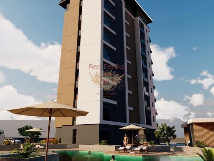 Эксклюзивная вилла 4+1 в Оваджыке, Фетхие, купить дом в Фетхие