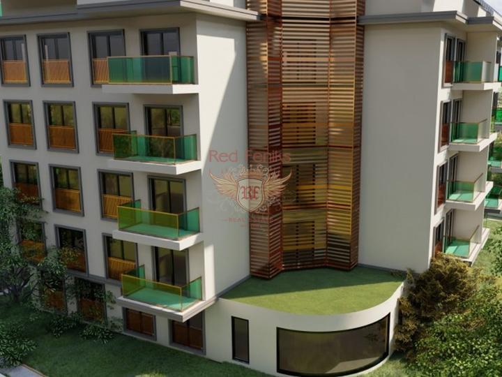 Вилла в Коньяалты 400 кв.м 6+1 в 5 км от моря, купить дом в Анталия