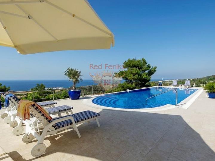 Spacious villas in Antalya for sale, buy home in Turkey, buy villa in Antalya, villa near the sea Antalya