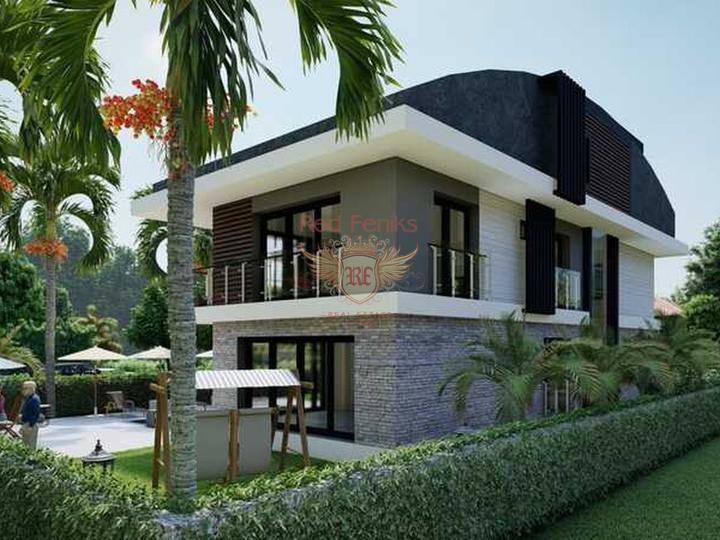 New 3 + 1 apartment in Calishe Fethiye for sale, apartments in Turkey, apartments with high rental potential in Turkey buy, apartments in Turkey buy