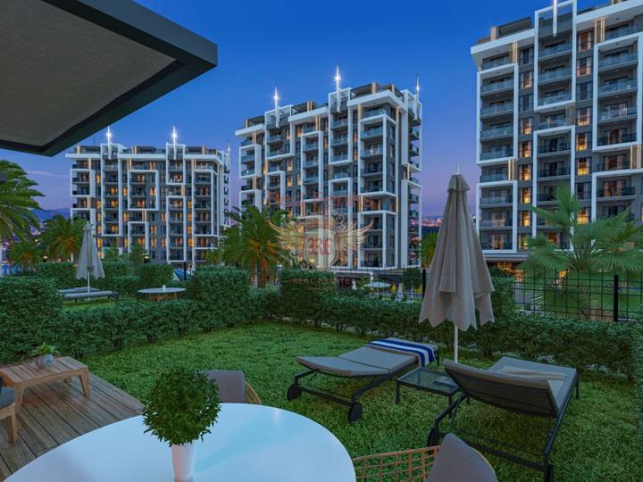 Вилла 4+1 у моря в Чалыше-Фетхие, Дом в Фетхие Турция
