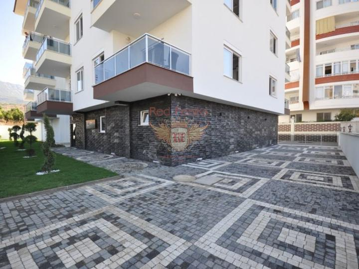 For Sale Apartments 1 + 1 off plan in Fethiye with views of the beach and mountains, apartments for rent in Фетхие buy, apartments for sale in Turkey, flats in Turkey sale