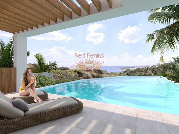 Квартира 3+1 в Чалыше-Фетхие в шаговой доступности до пляжа, Квартира в Фетхие Турция