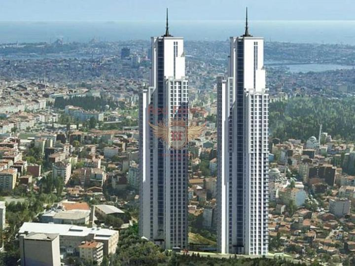 Виллы в новом комплексе в Фетхие-Чалыш, купить дом в Фетхие
