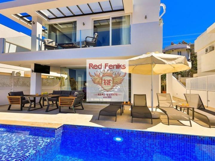 Villa 6 + 2 in Yalikavak, Bodrum, Turkey Immobilien, Immobilien in Turkey