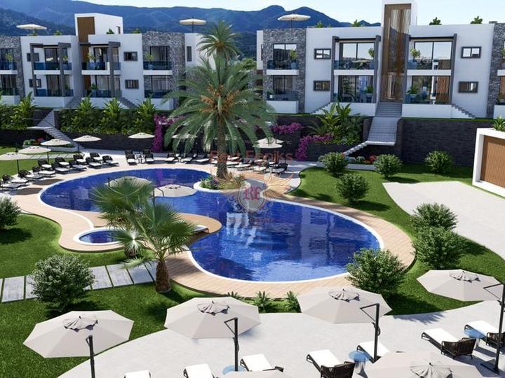 Вилла в Коньяалты 400 кв.м 6+1 в 5 км от моря, купить виллу в Анталия
