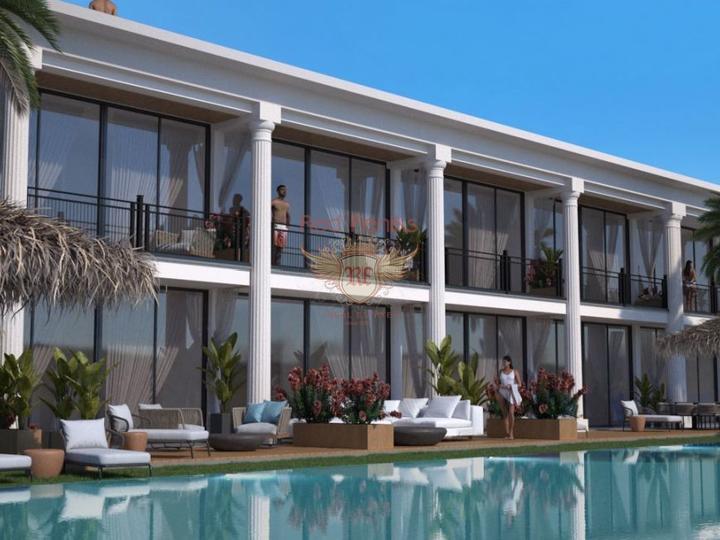 Новый дом под Апарт-Отель в пешей доступности до моря с возможностью получения Турецкого гражданства для всех членов семьи, Коммерческая недвижимость в Анталия Турция