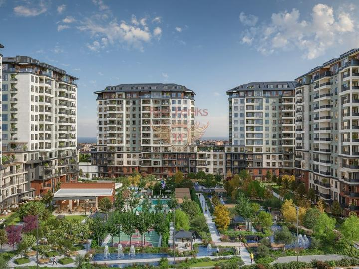 Studio-Apartment in Calis Fethiye For Sale, apartments in Turkey, apartments with high rental potential in Turkey buy, apartments in Turkey buy