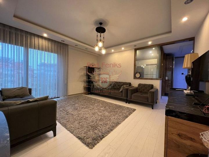 For Sale Apartment 2 + 1 in a NEW COMPLEX with a view of the SEA and MOUNTAINS, apartment for sale in Fethiye, sale apartment in Fethiye, buy home in Turkey