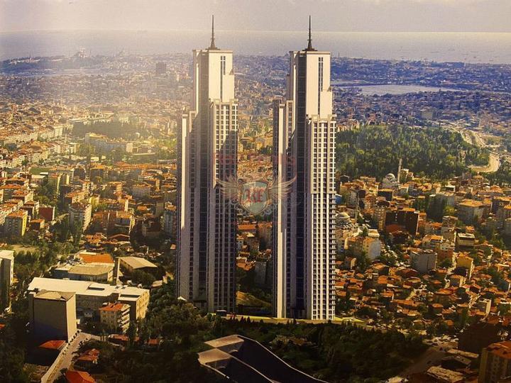 2+1 квартиры на продажу в новом здании в Фетхие-Турция, купить квартиру в Фетхие
