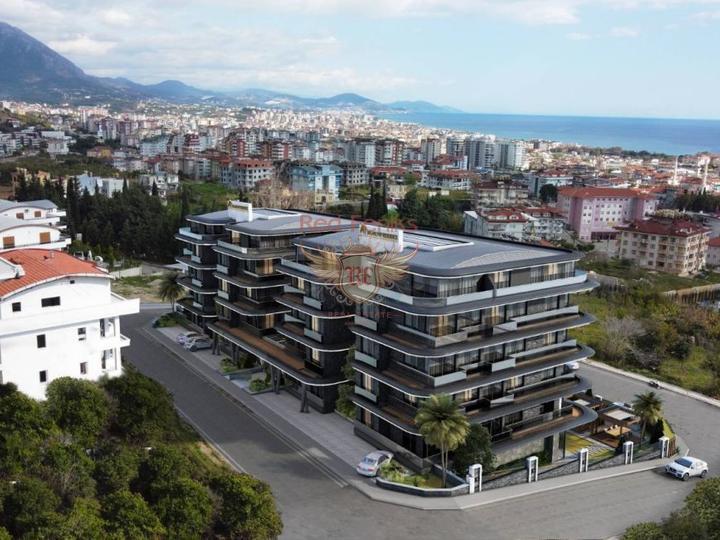 Квартира 1+1, 70м2 в Анталии, купить квартиру в Анталия