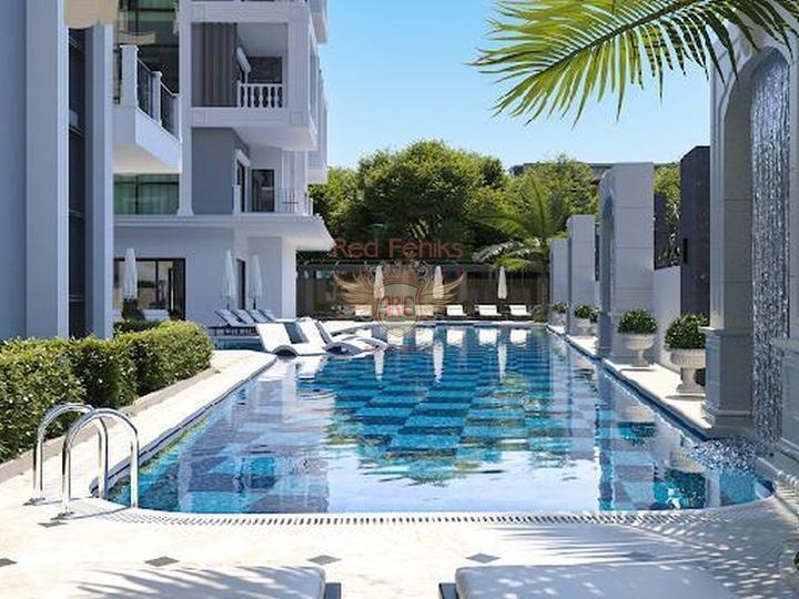 Пентхаус в Авсалларе рядом с морем, Квартира в Алания Турция