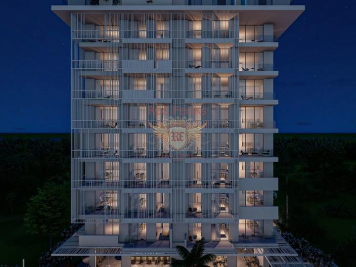 Элитная недвижимость в Анталии, виллы в Анталии 6+1, Дом в Анталия Турция