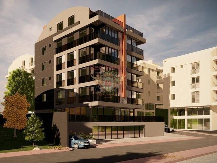 Zu verkaufen Apartment 2 + 1 in Fethiye 200 Meter vom Strand entfernt, Wohnungen zum Verkauf in Turkey, Wohnungen in Turkey Verkauf, Wohnung zum Verkauf in Фетхие