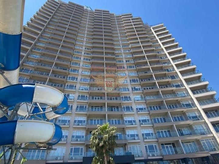 Apartment 2 + 1 in Calishe Fethiye For Sale, sea view apartment for sale in Turkey, buy apartment in Фетхие, house in Фетхие buy