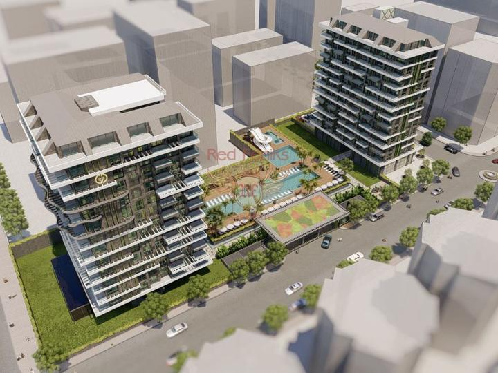 4 + 1 Luxury Villa in Ovacik Fethiye with Mountain View for sale, house near the sea Turkey