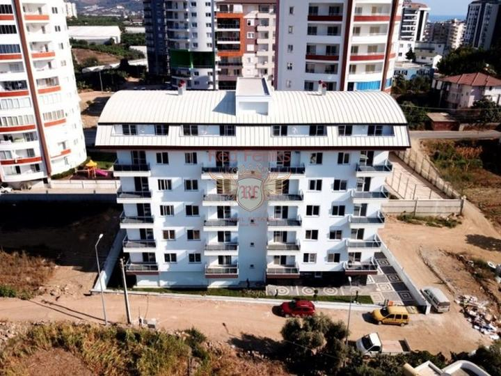 For Sale Apartments 1 + 1 off plan in Fethiye with views of the beach and mountains, sea view apartment for sale in Turkey, buy apartment in Фетхие, house in Фетхие buy
